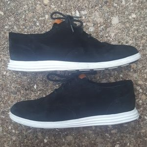 Cole Haan Misha Grand Oxford Black Shoes 6